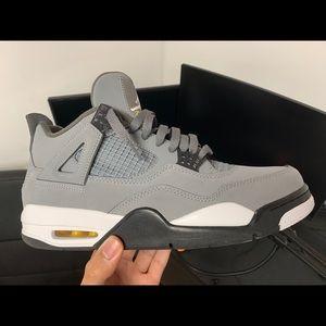 Jordan 4 Cool Grey (2019)